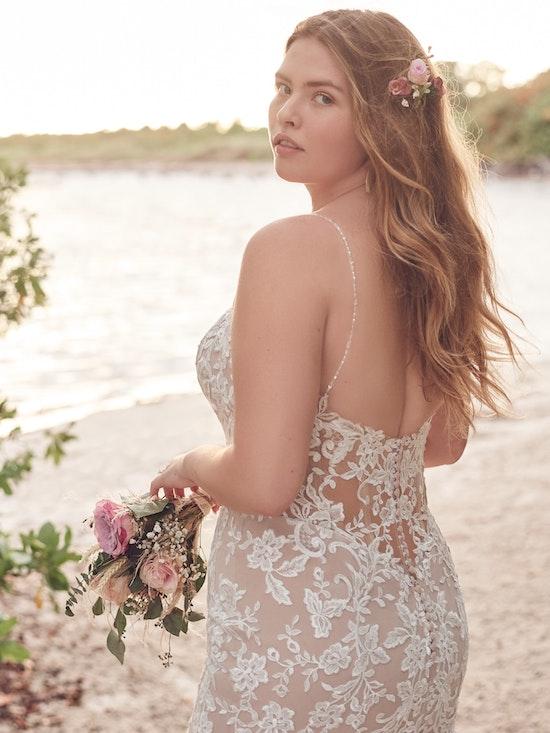 Rebecca Ingram Wedding Dress Forrest 21RC835A01 Main