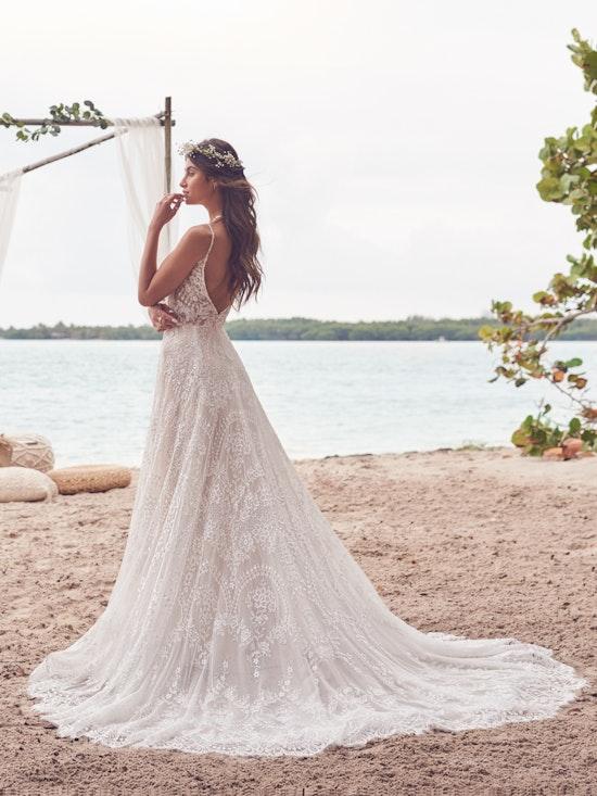 Rebecca Ingram Wedding Dress Keating 21RN865A01 Alt4