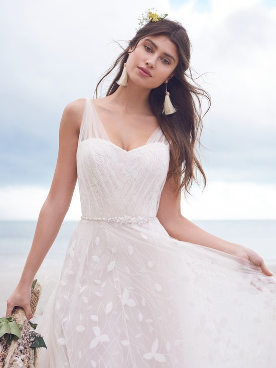 Rebecca Ingram Wedding Dress Sigrid 21RK783A01 Alt2