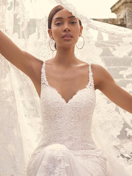 Sottero and Midgley Wedding Dress Dublin 21SS811A01 Alt4