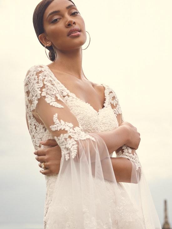 Sottero and Midgley Wedding Dress Dublin 21SS811A01 Alt5