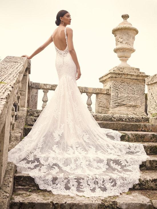 Sottero and Midgley Wedding Dress Dublin 21SS811A01 Alt6