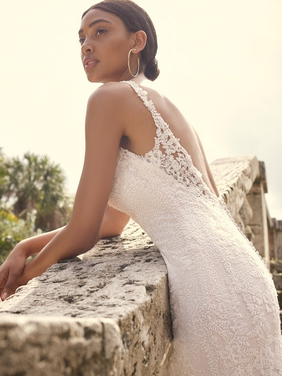 Sottero and Midgley Wedding Dress Dublin 21SS811A01 Alt8