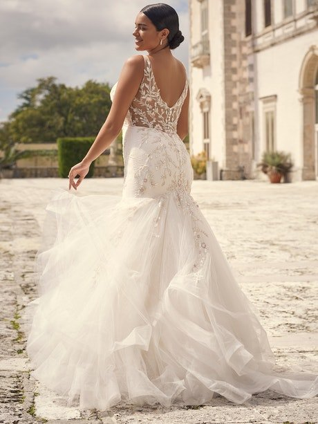 Sottero and Midgley Wedding Dress Kenleigh 21SK774A01 Main