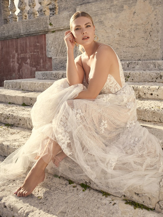 Sottero and Midgley Wedding Dress Laramie 21SS766A01 Alt1