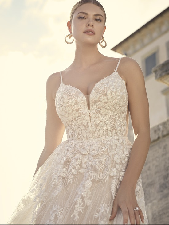 Sottero and Midgley Wedding Dress Laramie 21SS766A01 Alt2