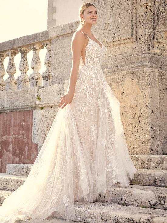 Sottero and Midgley Wedding Dress Laramie 21SS766A01 Alt3