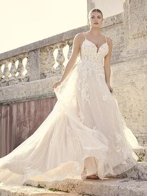 Sottero and Midgley Wedding Dress Laramie 21SS766A01 Main