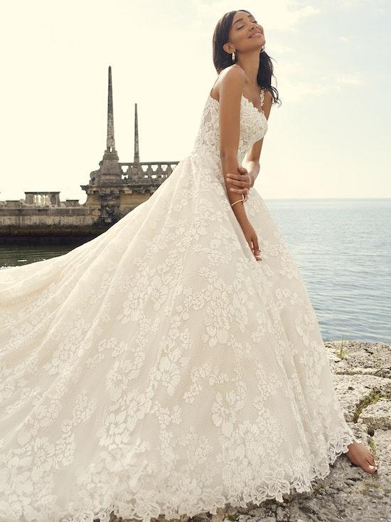 Sottero and Midgley Wedding Dress Sawyer 21SS758A01 Alt1