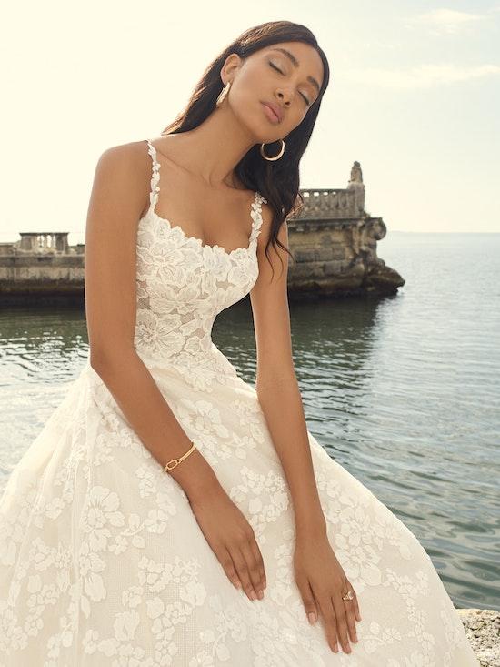 Sottero and Midgley Wedding Dress Sawyer 21SS758A01 Alt2
