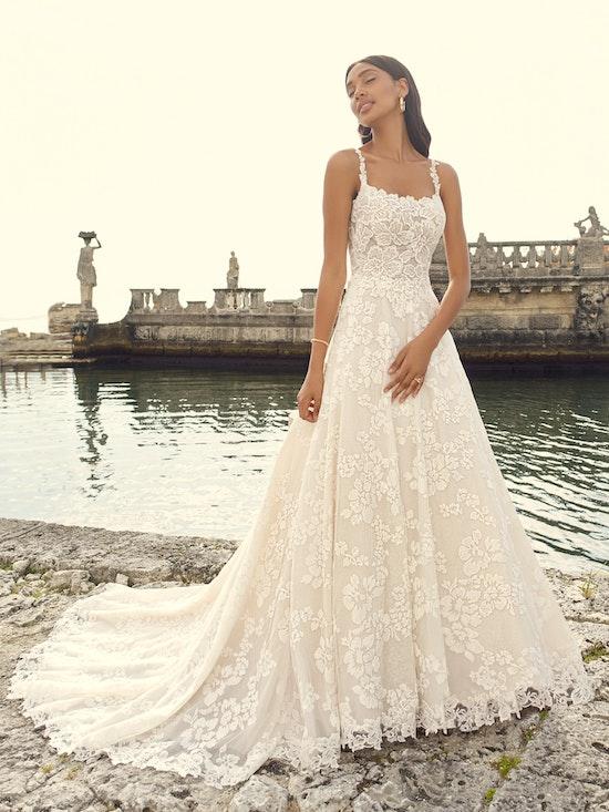 Sottero and Midgley Wedding Dress Sawyer 21SS758A01 Alt3
