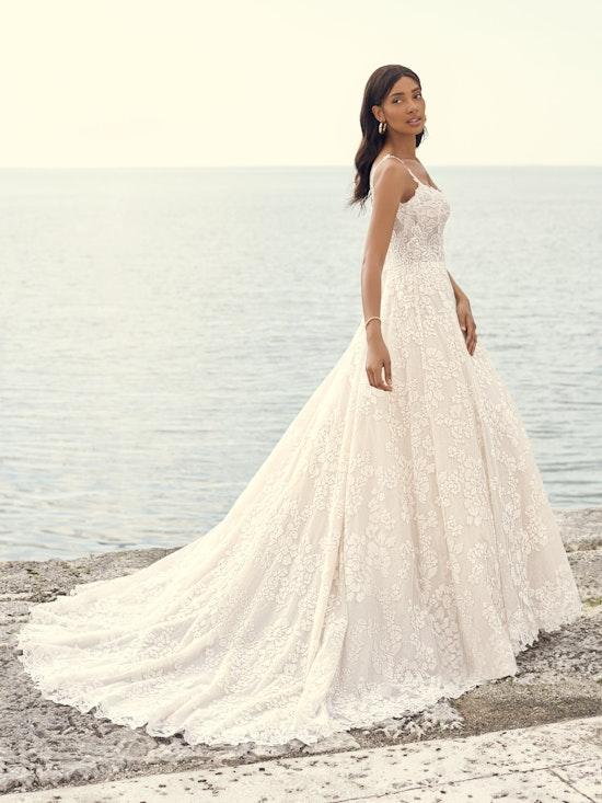 Sottero and Midgley Wedding Dress Sawyer 21SS758A01 Alt4