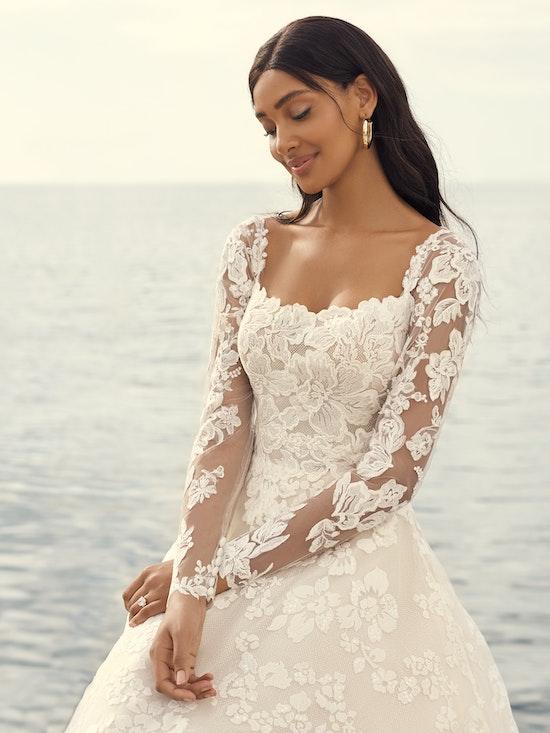 Sottero and Midgley Wedding Dress Sawyer 21SS758A01 Alt5