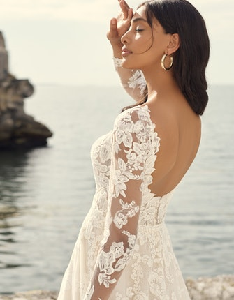 Sottero and Midgley Wedding Dress Sawyer 21SS758A01 Main