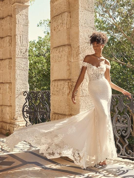 Maggie Sottero Wedding Dress Edison 21MT819A01 Alt1