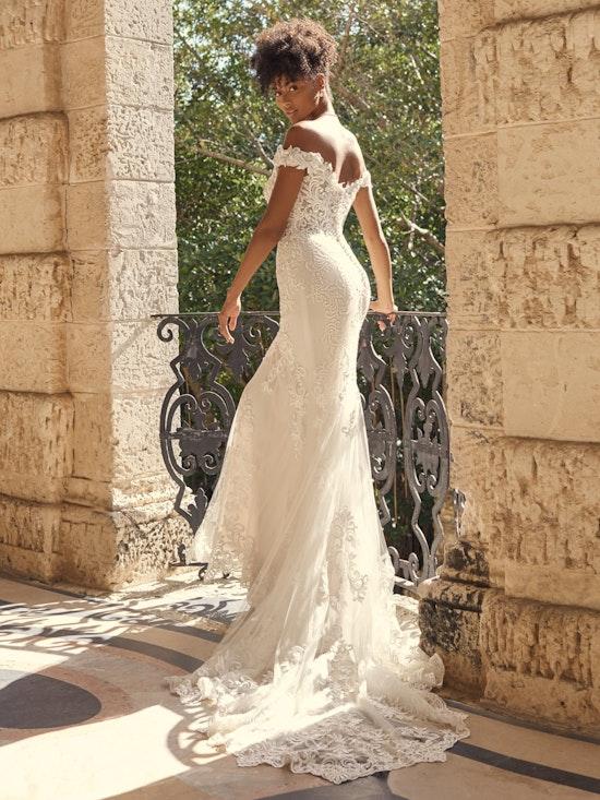 Maggie Sottero Wedding Dress Edison 21MT819A01 Alt3