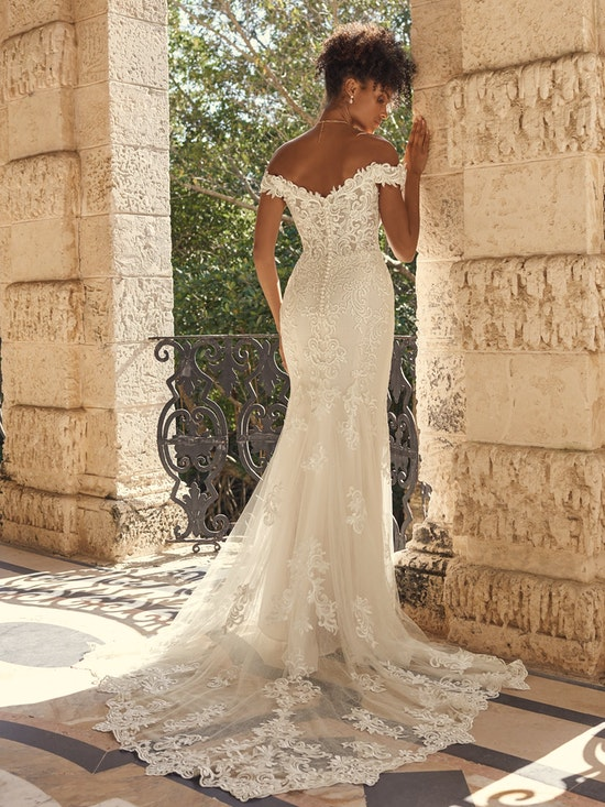 Maggie Sottero Wedding Dress Edison 21MT819A01 Alt5