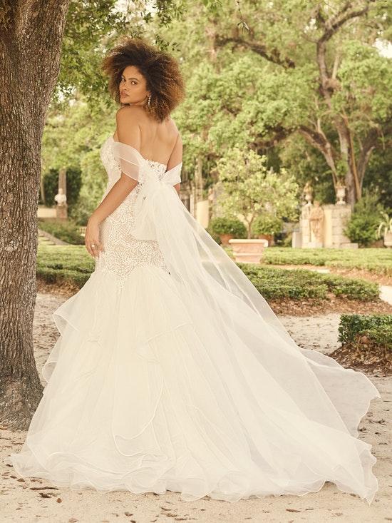 Maggie Sottero Wedding Dress Lunaria-Marie 21MC817B01 Alt2