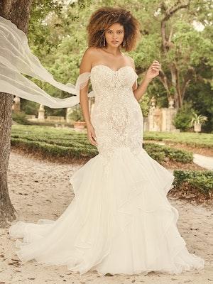 Maggie Sottero Wedding Dress Lunaria-Marie 21MC817B01 Main