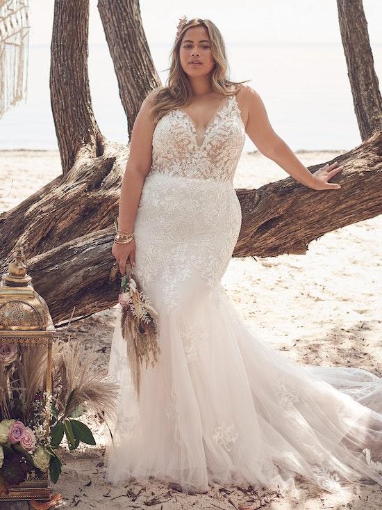 Rebecca Ingram Wedding Dress Faustine 21RT845A01 Alt1