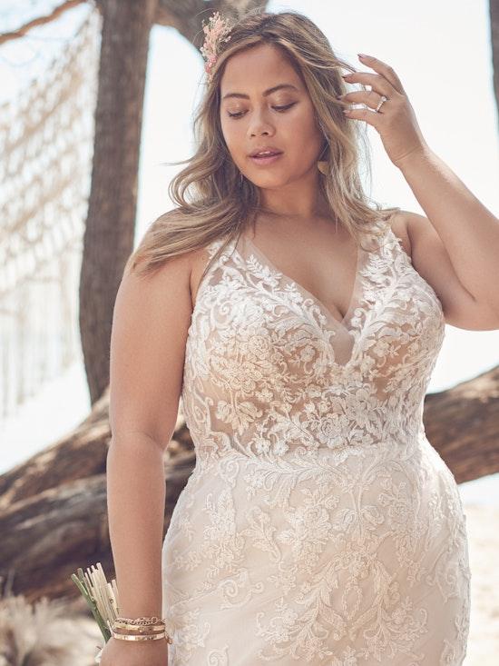 Rebecca Ingram Wedding Dress Faustine 21RT845A01 Alt3