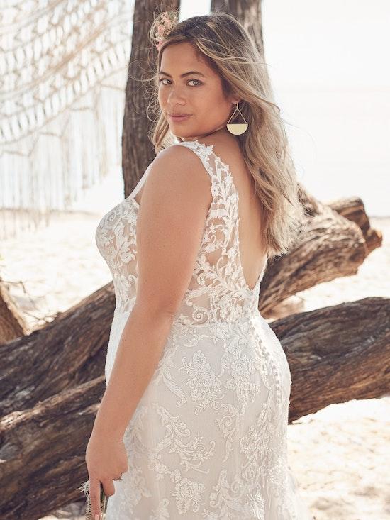 Rebecca Ingram Wedding Dress Faustine 21RT845A01 Alt4
