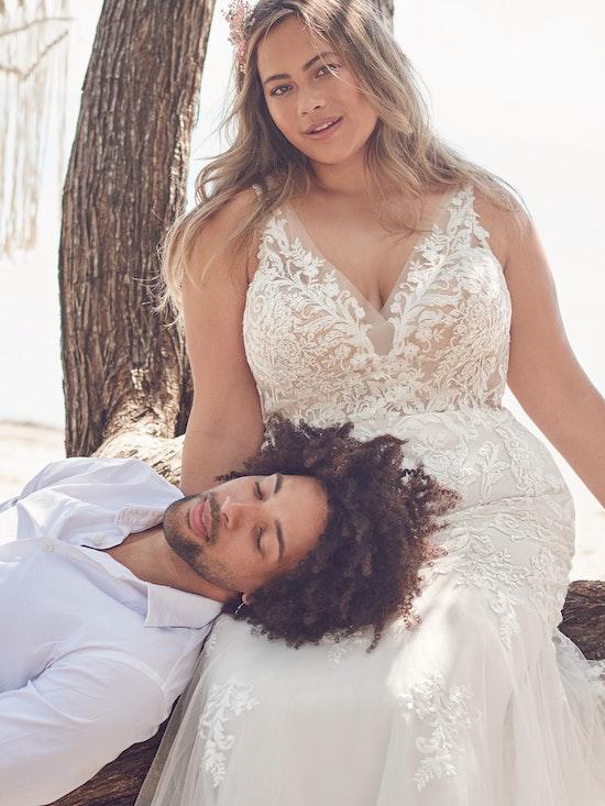 Rebecca Ingram Wedding Dress Faustine 21RT845A01 Main