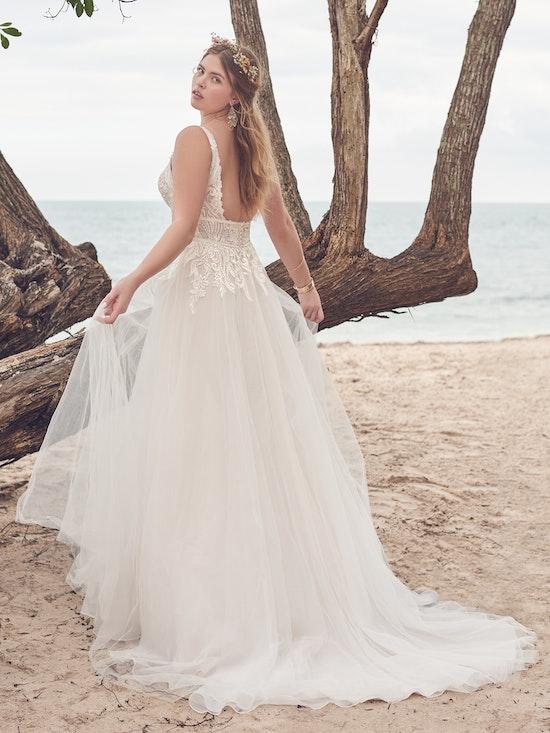 Rebecca Ingram Wedding Dress Isabella 21RS782A01 Alt3