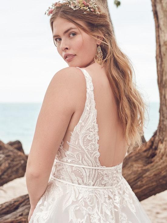 Rebecca Ingram Wedding Dress Isabella 21RS782A01 Alt4