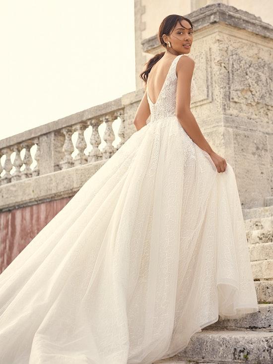 Sottero and Midgley Wedding Dress Verina 21SV859A01 Alt1