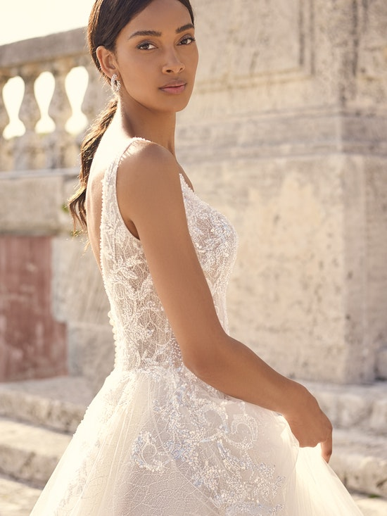 Sottero and Midgley Wedding Dress Verina 21SV859A01 Alt2