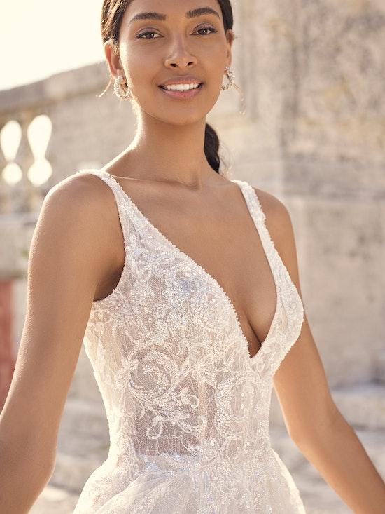 Sottero and Midgley Wedding Dress Verina 21SV859A01 Alt3