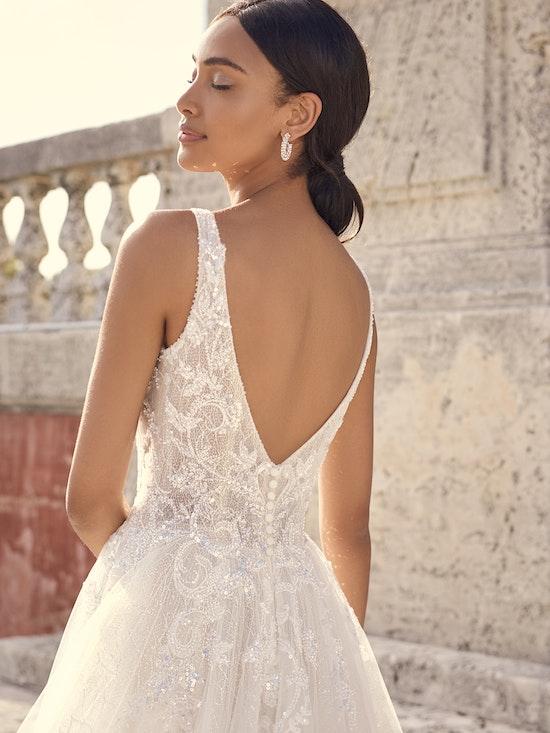 Sottero and Midgley Wedding Dress Verina 21SV859A01 Alt4