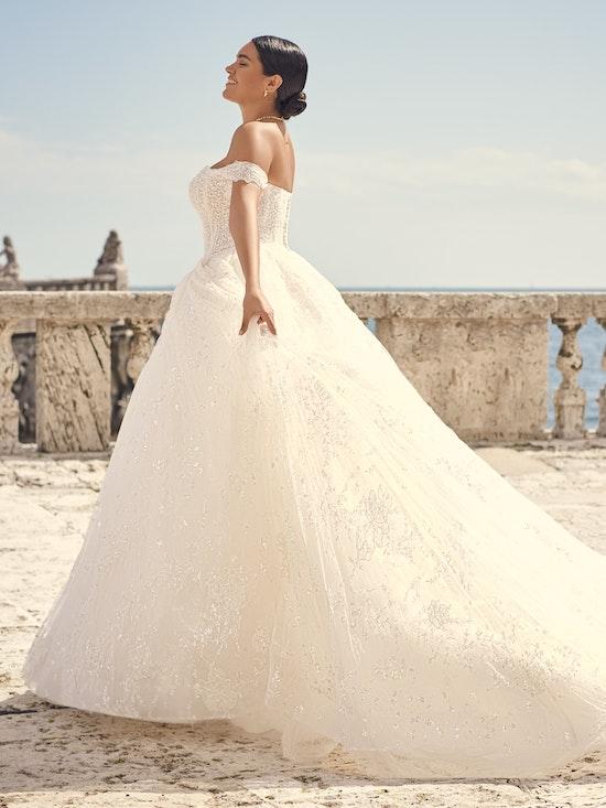 Sottero and Midgley Wedding Dress Zartasha 21SV864A01 Alt1