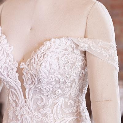 Maggie Sottero Wedding Dress Sedona 21MS807 bp05