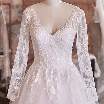 Rebecca Ingram Wedding Dress Tessa 21RC854 bp05