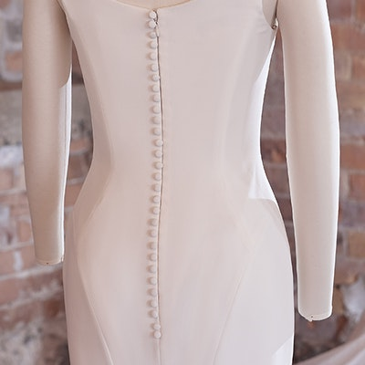 Maggie Sottero Wedding Dress Bevan 21MW837 bp07