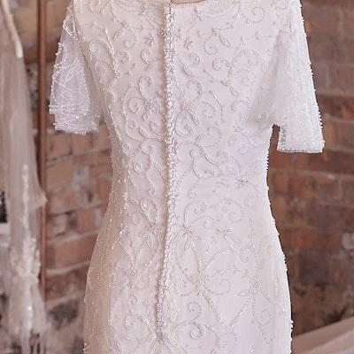 Maggie Sottero Wedding Dress Garnett 21MT858 bp07