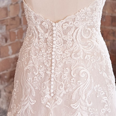 Maggie Sottero Wedding Dress Sedona 21MS807 bp07