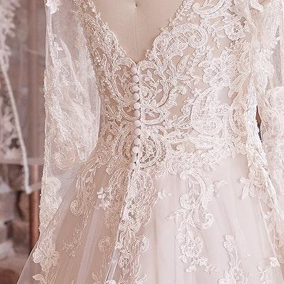 Maggie Sottero Wedding Dress Tiffany 21MS753 bp07