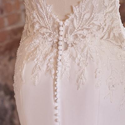 Rebecca Ingram Wedding Dress Alda 21RN752 bp07