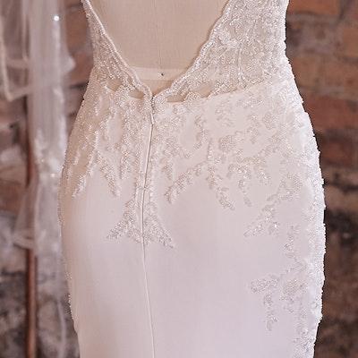Rebecca Ingram Wedding Dress Carmen-Lynette 20RK724B bp07