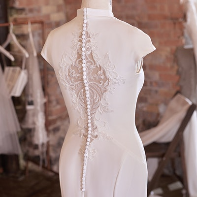 Rebecca Ingram Wedding Dress Carole-Leigh 21RC834 bp07