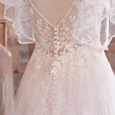 Rebecca Ingram Wedding Dress Fantasia 21RW776 bp07