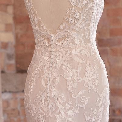 Rebecca Ingram Wedding Dress Faustine 21RT845 bp07