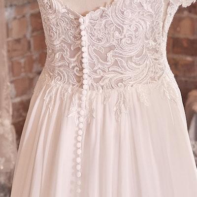 Rebecca Ingram Wedding Dress Heather 21RS760 bp07