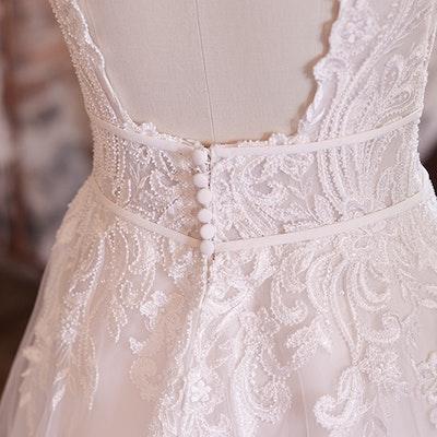 Rebecca Ingram Wedding Dress Isabella 21RS782 bp07