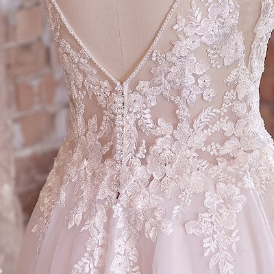 Rebecca Ingram Wedding Dress Jill 21RT781 bp07
