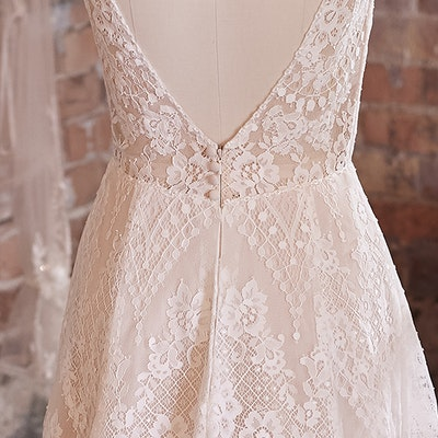 Rebecca Ingram Wedding Dress Keating 21RN865 bp07