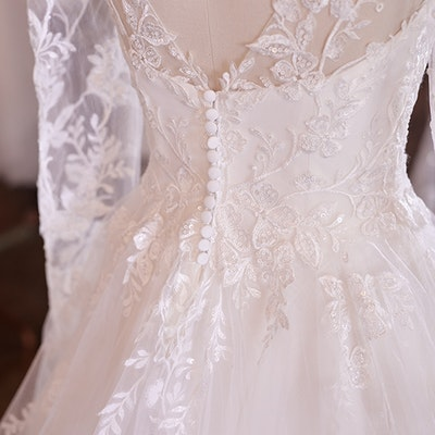 Rebecca Ingram Wedding Dress Tessa 21RC854 bp07
